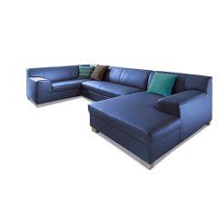 U formas dīvāns - Amando (Izvelkams)