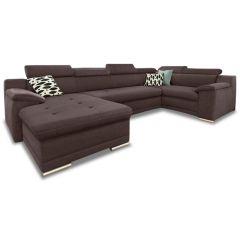 U formas dīvāns - Andiamo