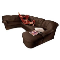 U formas dīvāns - Papenburg