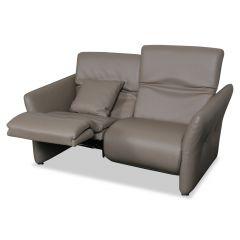 Ādas Divvietīgs dīvāns - Beleza
