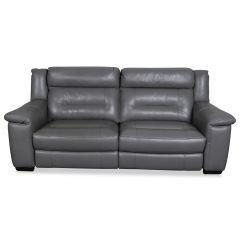 Ādas Divvietīgs dīvāns - 10193