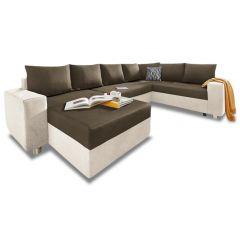 U formas dīvāns - Paris
