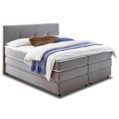 Kontinentālā gulta 180x200 - Merlin (ar veļas kasti)