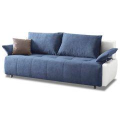 Trīsvietīgs dīvāns - Funtastic (Izvelkams ar veļas kasti)