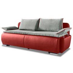Trīsvietīgs dīvāns - Luca (Izvelkams ar veļas kasti)