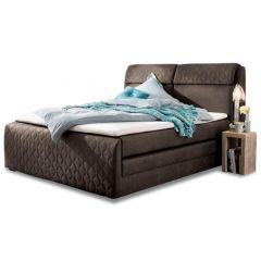 Kontinentālā gulta 180x200 - Chester (ar veļas kasti)