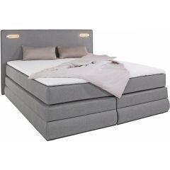 Kontinentālā gulta 180x200 - Rubona (ar veļas kasti)