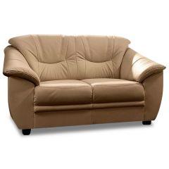 Ādas Divvietīgs dīvāns - Savona