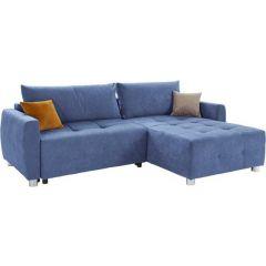 Stūra dīvāns - Banyo (Izvelkams ar veļas kasti)