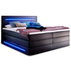 Kontinentālā gulta 160x200 - Lights (ar veļas kasti)