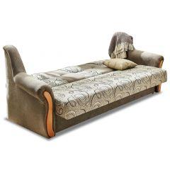 Trīsvietīgs dīvāns - Hela (Izvelkams ar veļas kasti)