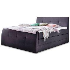 Kontinentālā gulta 180x200 - Edana (ar veļas kasti)