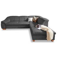 Stūra dīvāns XL - Santo (Izvelkams ar veļas kasti)