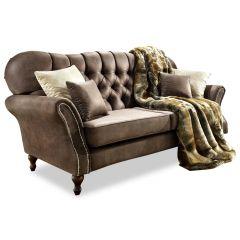 Trīsvietīgs dīvāns - Chesterfield