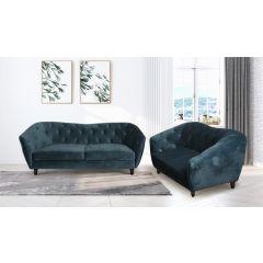 Dīvānu komplekts 3-2 - Wenecja-P