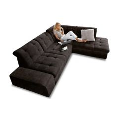 Stūra dīvāns XL - Pale (Izvelkams)