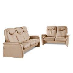 Dīvānu komplekts 3-2 - Cantus (Izvelkams ar veļas kasti)