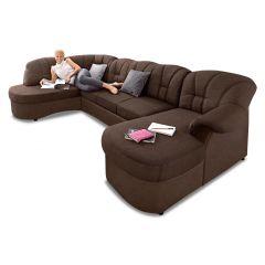 U formas dīvāns - Flores