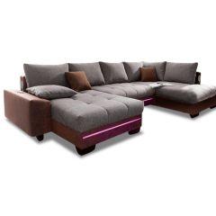 U formas dīvāns - Nikita