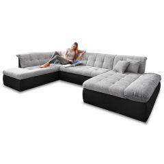 U formas dīvāns - Moric Kis