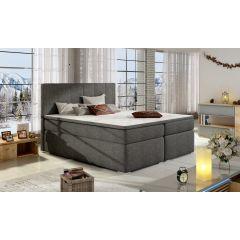 Kontinentālā gulta 160x200 - Bolero (ar veļas kasti)