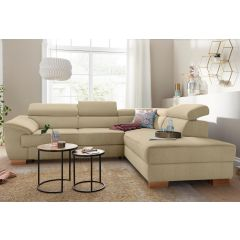 Stūra dīvāns - David XL (Izvelkams)