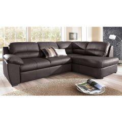 Ādas Stūra dīvāns - Dani