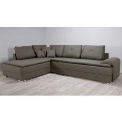 Dīvāns gaiši brūns