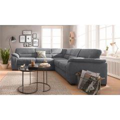 Izvelkams stūra dīvāns