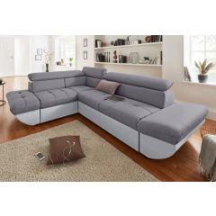 Stūra dīvāns labs