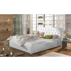 Polsterēta gulta 140x200 - Milano