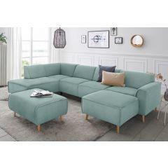 Stūra dīvāns - Julia U