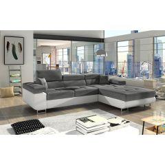 Labs stūra dīvāns