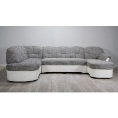 U formas dīvāns - Flores U (Izvelkams)