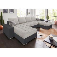 Dīvāns ar gaišu krāsu