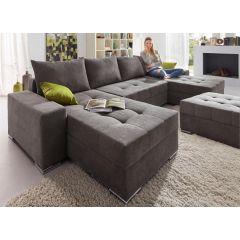 Neliels u formas dīvāns no vācijas