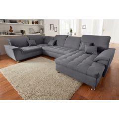 Jauns vācu dīvāns pelēks
