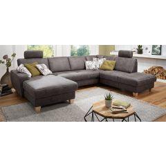 Liels dīvāns ērts